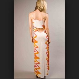 Dresses & Skirts - Kenny's 70s cochlea dress Retro style fabric dress